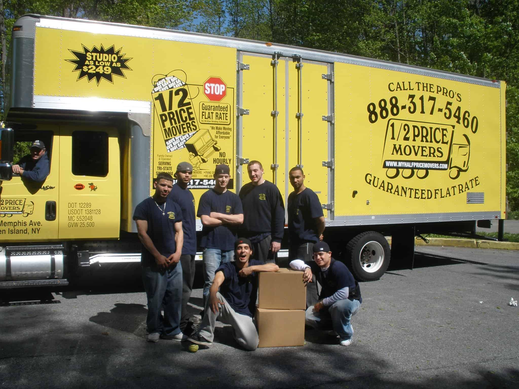 professional movers brooklyn team